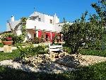Masserie a Borgagne in Italia. Appartamenti in masseria vicino al mare
