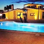 villa con piscina in campagna - Visualizza foto e altri dettagli.