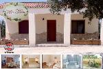 Villette a Marina di Alliste in Puglia. Villa Maria per famiglie e comitive a 800 mt. dal mare