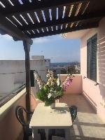 Appartamenti a Torre San Giovanni. Appartamento in Residence privato a Mare Verde