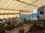 Appartamenti a Gallipoli in Puglia. Attico Atlantide ampio terrazzo vista mare