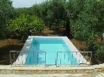 Villetta Salento 7 posti letto e 2500 metri di giardino recintato