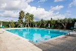 Mini-residence a Gallipoli. Tenuta Le Palme con piscina e ristorante
