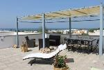 Appartamenti a Torre Pali in Puglia. Appartamento panoramico climatizzato 4 posti letto