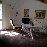 Appartamenti a Parabita in Puglia. Dimora tipica salentina con soffitti a stella e pavimenti originali. Dotata di ogni comfort