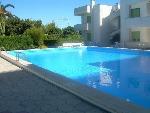 Appartamenti a Torre dell'Orso. Appartamento indipendente in residence con piscina a 50metri dalla spiaggia