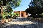 Ville a Gallipoli. Villa Muelcuda Baia Verde 700 m spiaggia di sabbia