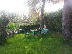 Appartamenti a Gallipoli. Dependance immersa nel verde.