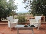 Villette a Lido Marini. Villa vista mare a 350 metri dalla spiaggia