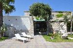 Villette a Roca in Puglia. A casa di Lina