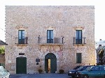 Mini-residence a Castrignano del Capo in Puglia. Appartamenti in palazzo storico in centro a Castrignano del Capo