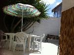 Appartamenti a Taviano. Appartamento indipendente con volta a stella e giardino in centro.