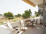 Appartamenti a Torre San Giovanni in Puglia. Appartamento vicino alla spiaggia di sabbia bianca