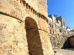 Appartamenti a Otranto. Dimora storica Casa di Porta Alfonsina a Otranto, 6/7 posti