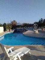 Villette a Racale in Puglia. Graziosa villetta con piscina Torre suda