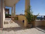 Appartamenti a Matino in Puglia. Appartamento Attico con vista mare