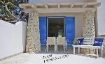 Appartamenti a Mancaversa in Puglia. Appartamento Fronte e vista mare  Mancaversa