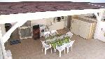 Torre Mozza - Marina di Ugento ampia veranda vicino spiaggia di sabbia fine - Visualizza foto e altri dettagli.