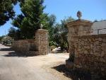 Ville a Mancaversa. Villa Antonella in località Li Giannelli a Mancaversa