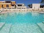 Residence a Torre Lapillo in Puglia. Toto Residence appartamenti con piscina a 1 Km dalle spiagge