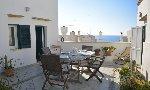 Appartamenti a Gallipoli in Puglia. Attico nel centro storico di Gallipoli, con vista mare.