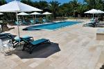 Residence a Santa Cesarea Terme in Puglia. Appartamento trilocale con patio in residence Conchiglia San Giovanni