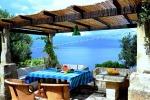 Ville a Corsano in Puglia. Le Vedette Gemelle - pajare finemente ristrutturate con vista mare panoramica