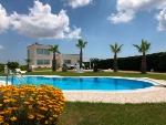 Ville a Montesano Salentino in Puglia. Villa Aharon con piscina privata ad uso esclusivo.