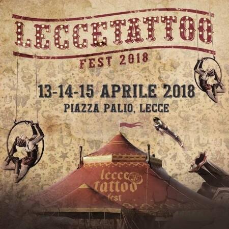 da venerdì 13 aprile a domenica 15 aprile 2018  - Lecce