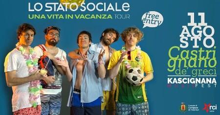 sabato 11 agosto 2018  - Artisti in Tour nel SalentoCastrignano Dei Greci