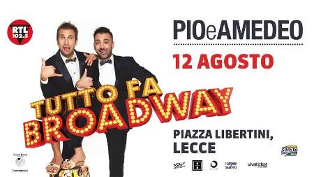 domenica 12 agosto 2018  - TeatroLecce