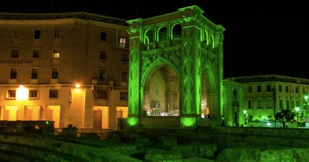 da sabato 20 aprile a domenica 28 aprile 2019  - Lecce