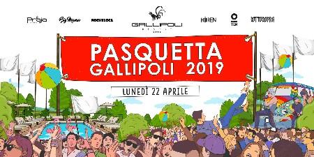 lunedì 22 aprile 2019  - Gallipoli