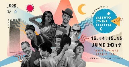 da giovedì 13 giugno a domenica 16 giugno 2019  - Artisti in Tour nel SalentoOtranto