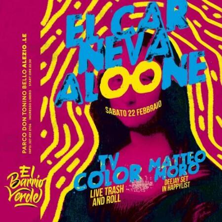sabato 22 febbraio 2020  - Eventi in DiscotecaAlezio