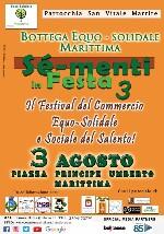 Manifestazioni a 20,4 km da Melpignano